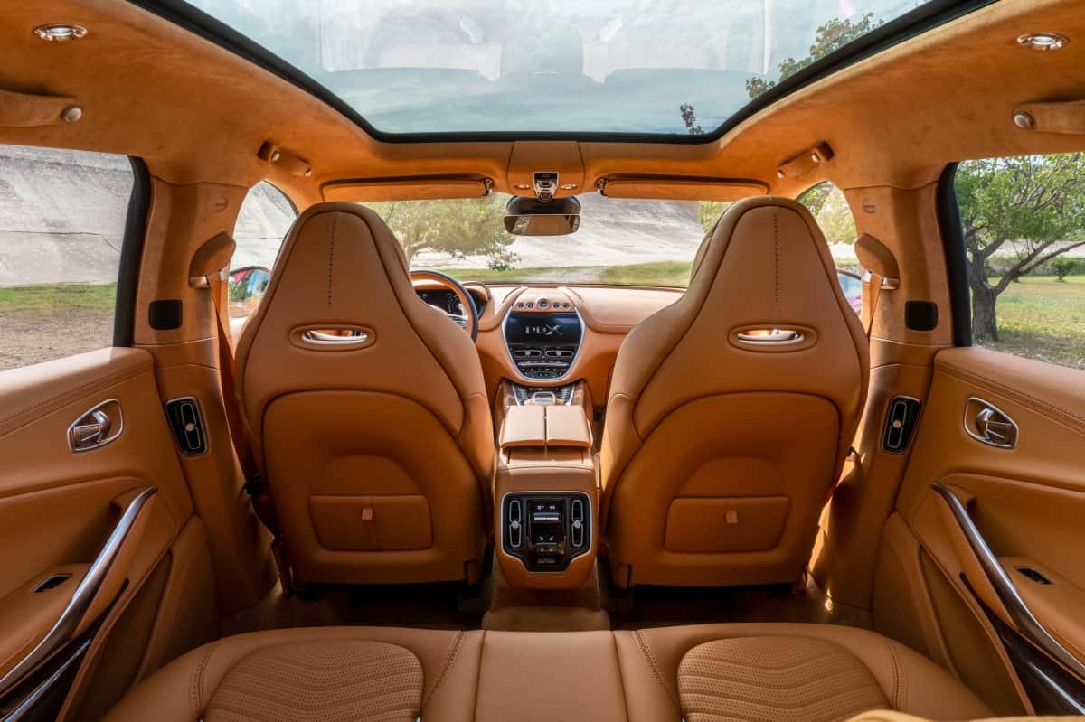 La Suv De James Bond Aston Martin Dbx Llega A México Motormania
