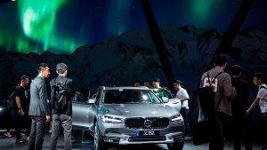 Volvo y Geely se unen para fabricar motores y transmisiones