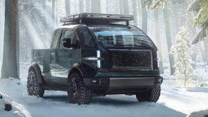 La camioneta eléctrica Canoo ¡será audaz y para aventureros!