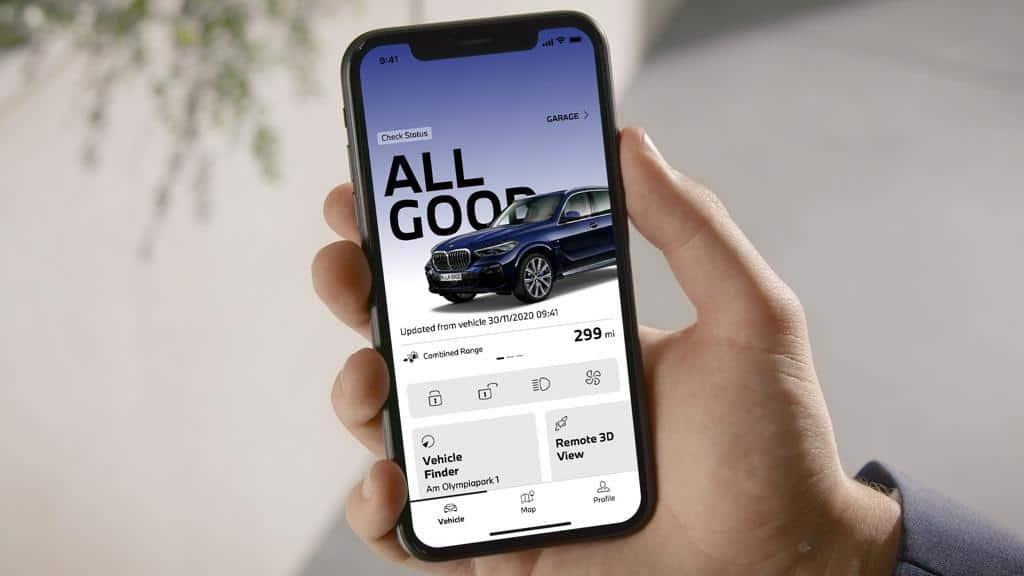 BMW y MINI tendrán funciones más avanzadas en sus apps