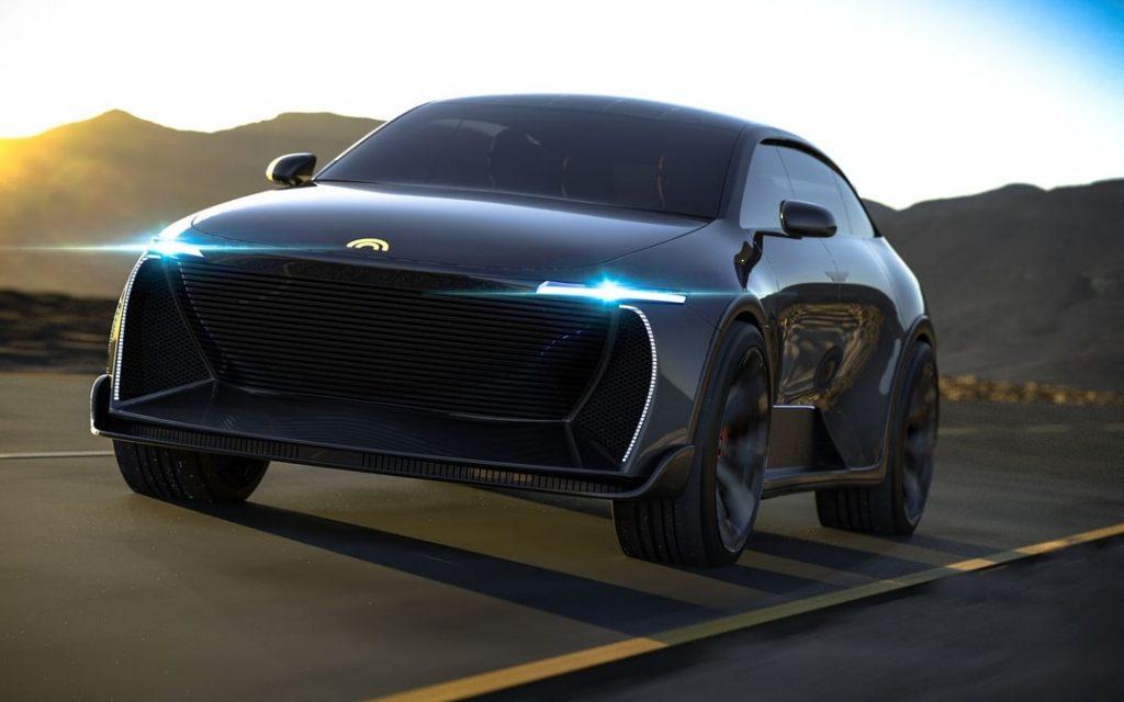 Humble One, el SUV eléctrico alimentado por energía solar con ¡1,020 hp!