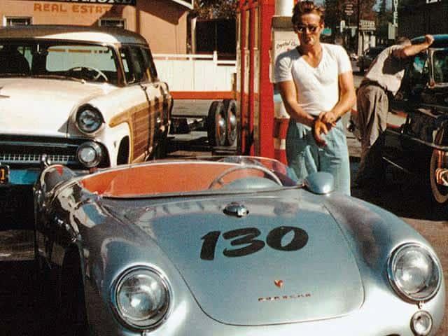 """""""Little Bastard"""": el Porsche que mató a James Dean"""