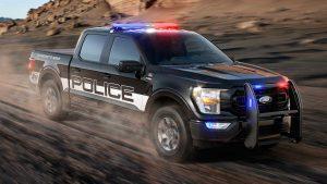 Ford F-150 Police Responder: el terror de los delincuentes en EU