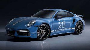 Porsche 911 20th