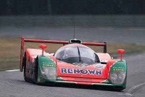 Mazda celebra 30 años del triunfo en las24 horas de Le Mans con el 787B