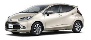 Toyota Prius C para nuestro mercado