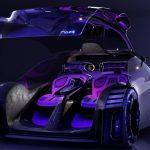 Ni Mario Kart ni Gran Turismo. El MG Maze Concept es el auto gamer