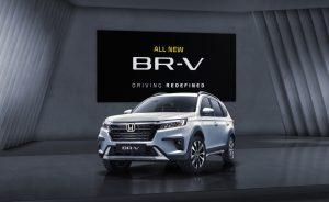 Honda presenta la nueva generación de BR-V ¿cuándo llegará a México?
