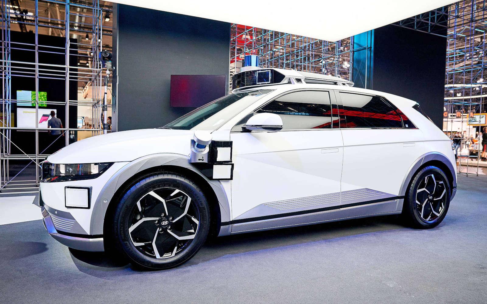 Hyundai en IAA.