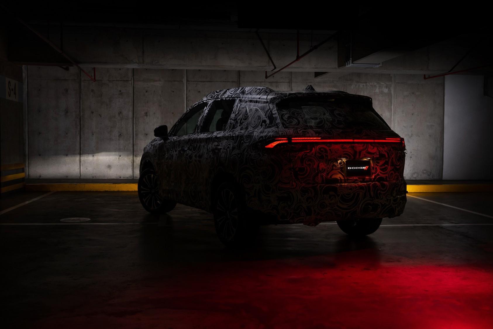 SUV Dodge