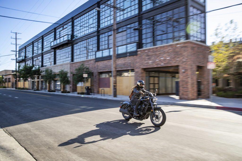 Honda presenta la Rebel 1100, ¿la motocicleta más bipolar en México?