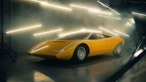 ¡Está de regreso! El Lamborghini Countach LP 500 renace de las cenizas