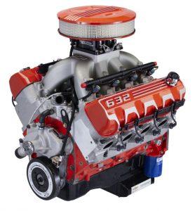 ¡1,004 hp! Chevrolet Performance lanza el motor armado más grande y potente de su historia