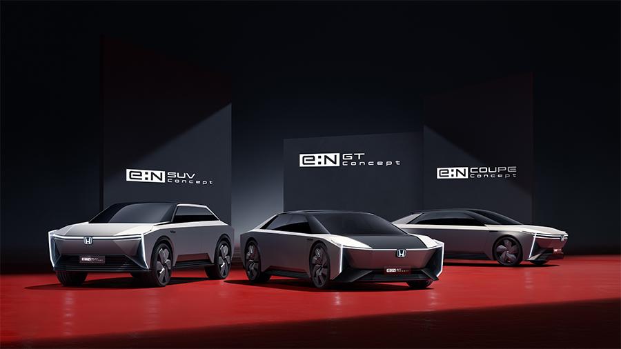 ¿El Dream Team? Esta será la alineación de Honda para su nueva familia eléctrica