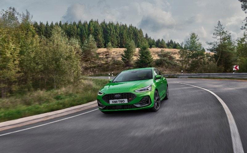 ¿Lo extrañas? El Ford Focus europeo recibe facelift y sólo lo vemos de lejos